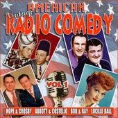 American Vintage Radio Comedy, Vol. 1 de Various Artists