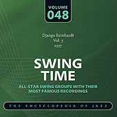 Django Reinhardt Vol. 3 (1937) de Various Artists