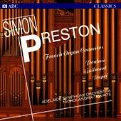 French Organ Concertos by Simon Preston