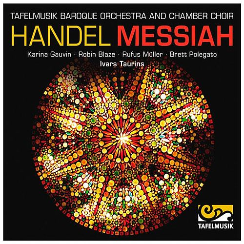 Handel: Messiah by Karina Gauvin