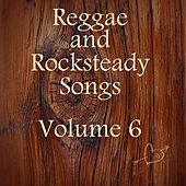 Reggae and Rocksteady Songs Vol 6 de Various Artists