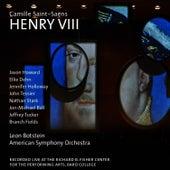 Saint-Saëns: Henry VIII by American Symphony Orchestra
