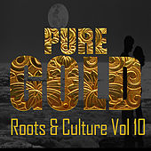 Pure Gold Roots & Culture Vol 10 de Various Artists