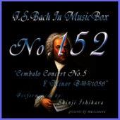 Bach In Musical Box 152 / Cembalo Concert No5 F Minor Bwv1056 de Shinji Ishihara