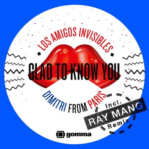 Glad To Know You by Los Amigos Invisibles