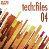 Tech:Files 04 van Various Artists