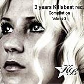 3 Years Killabeat Records von Various Artists