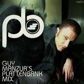 Guy Mantzur's Plattenbank Mix by Various Artists