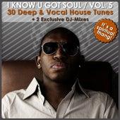 I Know U Got Soul Vol. 5 - 30 Deep 6 Vocal House Tunes von Various Artists
