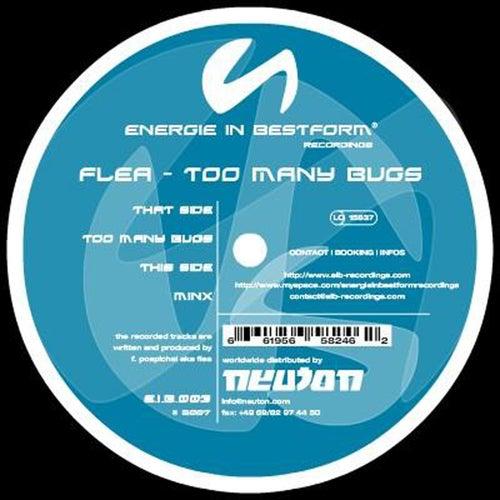 Too Many Bugs by Flea