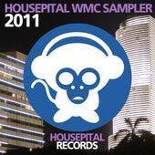 Housepital WMC Sampler 2011 von Various Artists