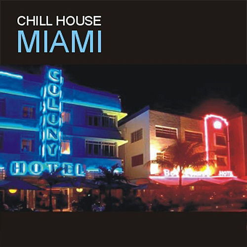 Chill House In Miami by Various Artists