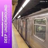 Budenzauber pres. Deep Underground Vol. 16 by Various Artists