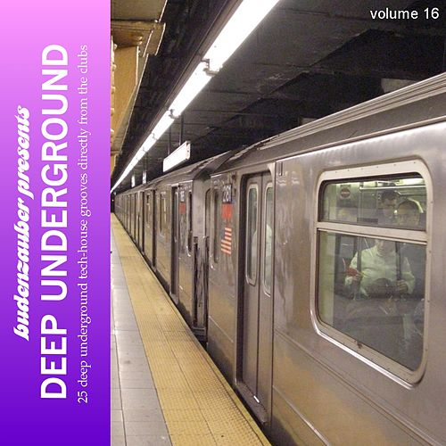 Budenzauber pres. Deep Underground Vol. 16 by Various Artists