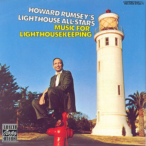 Howard Rumsey's Lighthouse All-Stars: Music For Lightkeeping by Howard Rumsey