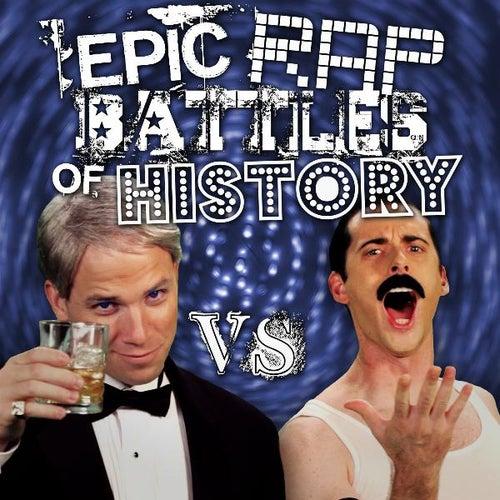 Frank Sinatra vs Freddie Mercury by Epic Rap Battles of History