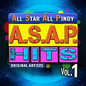 A.S.A.P. All Star All Pinoy Hits Vol. 1 by Various Artists