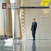 Haydn: Complete Symphonies, Vol. 18 by Various Artists