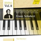 Schubert: Piano Works, Vol. 8 by Gerhard Oppitz