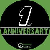 Dubtek 1st Anniversary - EP by Mindskap