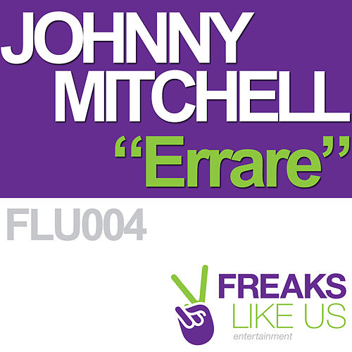 Errare by Johnny Mitchell