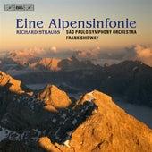 Strauss: Eine Alpensinfonie by Sao Paulo Symphony Orchestra