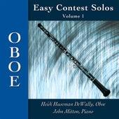 Easy Contest Solos, Vol. 1: Oboe de Heidi C. Huseman-Dewally