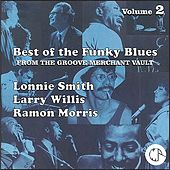 The Best of the Funky Blues from The Groove Merchant Vault by Various Artists