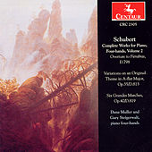 Works For Piano, Four Hands, Vol. 2 by Franz Schubert