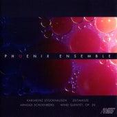 Stockhausen/Schoenberg by The Phoenix Ensemble