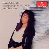 Sonatinas Op. 36 and Op. 38 by Muzio Clementi