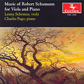 Music Of Robert Schumann For Viola And Piano by Robert Schumann