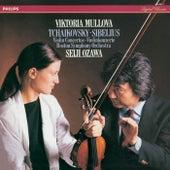 Tchaikovsky & Sibelius Violin Concertos by Viktoria Mullova