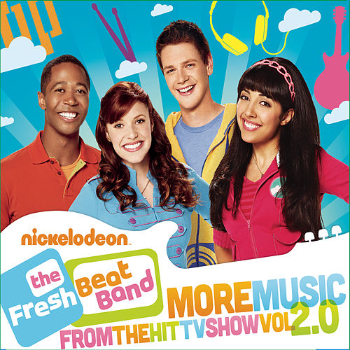The Fresh Beat Band Vol 2.0: More Music From The Hit TV Show by The Fresh Beat Band