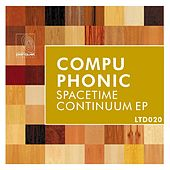 Spacetime Continuum EP von Compuphonic