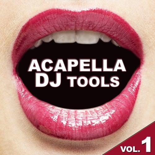 Acapella DJ Tools Vol.1 by Various Artists