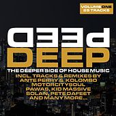Deep, Vol. 1 - The Deeper Side of House Music by Various Artists