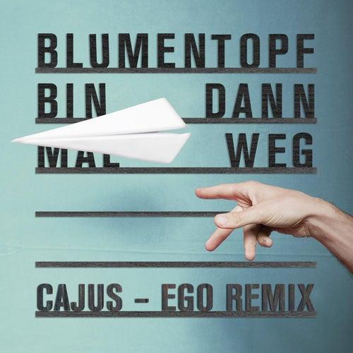 Bin dann mal weg (Cajus - Ego Remix) von Blumentopf