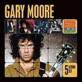 5 Album Set (Remastered) (Run for Cover/After the War/Still Got the Blues/After Hours/Blues for Greeny) de Gary Moore