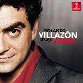 Rolando Villazon sings Verdi by Various Artists