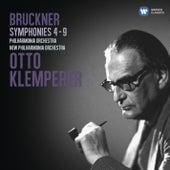 Bruckner: Symphonies 4-9 von Otto Klemperer