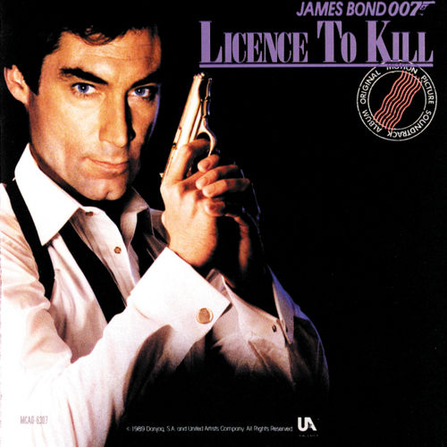 Licence To Kill by Various Artists