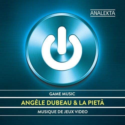 Game Music by Angèle Dubeau