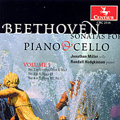 Sonatas For Piano and Cello, Vol. 1 by Ludwig van Beethoven