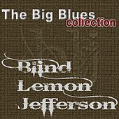 Blind Lemon Jefferson (The Big Blues Collection) by Blind Lemon Jefferson