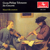 Six Concerts by Georg Philipp Telemann