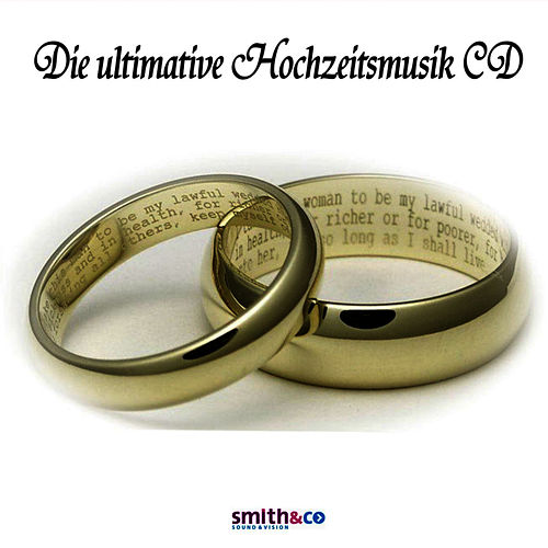 Die ultimative Hochzeitsmusik by Hollywood Symphony Orchestra