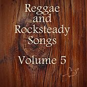 Reggae and Rocksteady Songs Vol 5 de Various Artists