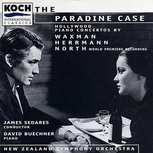 The Paradine Case by Various Artists