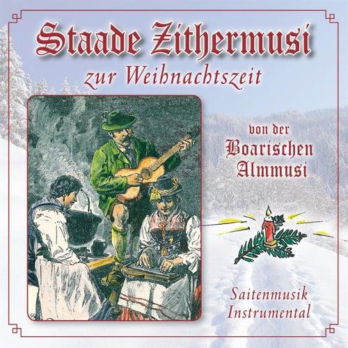 Staade Zithermusi zur Weihnachtszeit by Boarische Almmusi